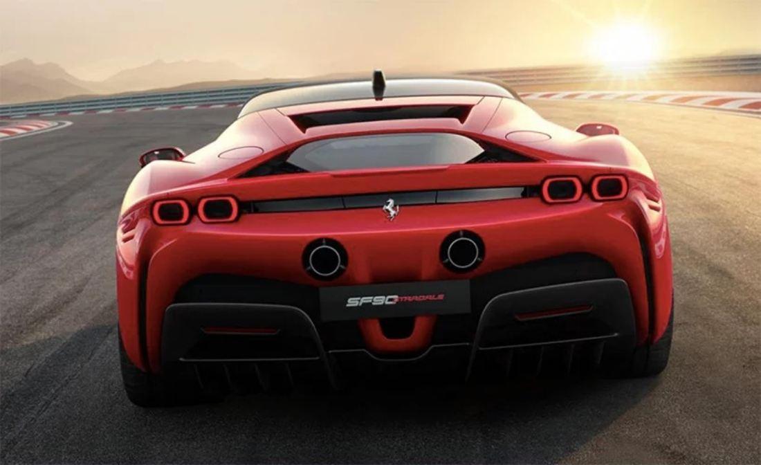 Ferrari SF90 Stradale Dilancarkan – Kereta Hibrid 986 Kuasa Kuda